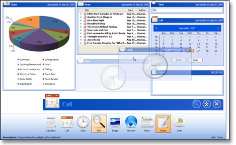 Jide Software Jide Dashboard A Customizable Homepage